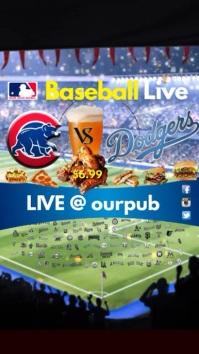 Baseball Match Instagram