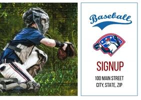 Baseball Signup