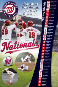 Baseball Team Schedule