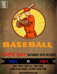 baseball template