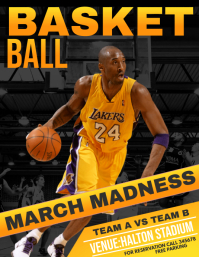 Basket ball flyers,march madness flyers