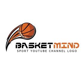 basket ball icon logo โลโก้ template