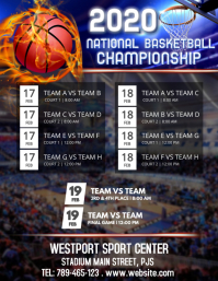 Basketball Championship Schedule