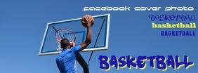 Basketball Facebook Cover Photo template