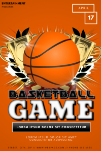 customize 490 basketball poster templates postermywall