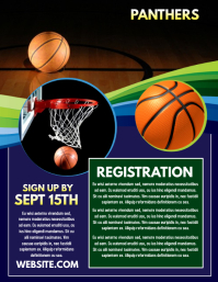 Customize 520 Basketball Poster Templates Postermywall