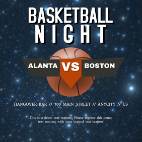 BasketBall Night