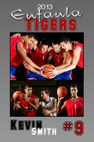 Basketball Poster Template