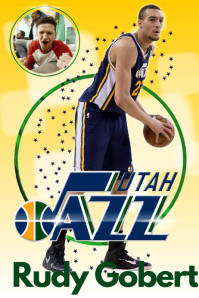 Basketball Player Poster