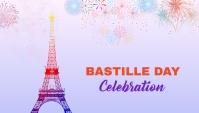 bastille celebration Blog header template