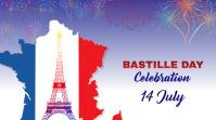 bastille celebration social media post template
