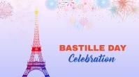 bastille celebration Twitter post template