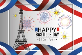 bastille day fireworks Ilebula template