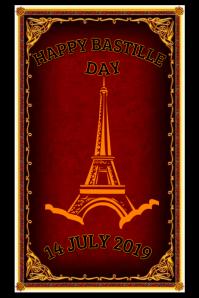 Bastille Flyer