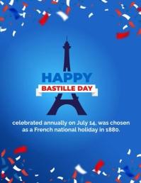 Bastille Sale Templatw