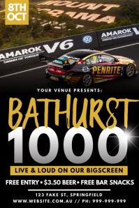 Bathurst 1000 Poster
