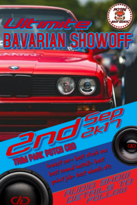 BAVARIAN SHOWOFF