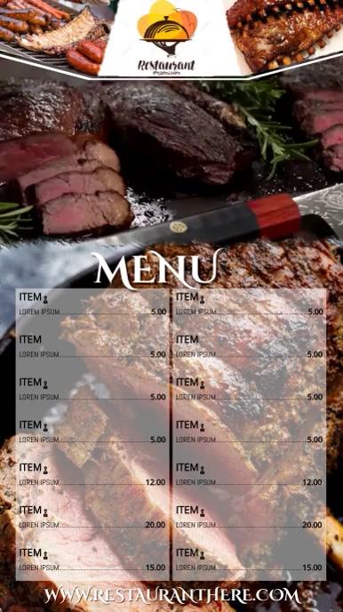 BBQ STEAKvideo