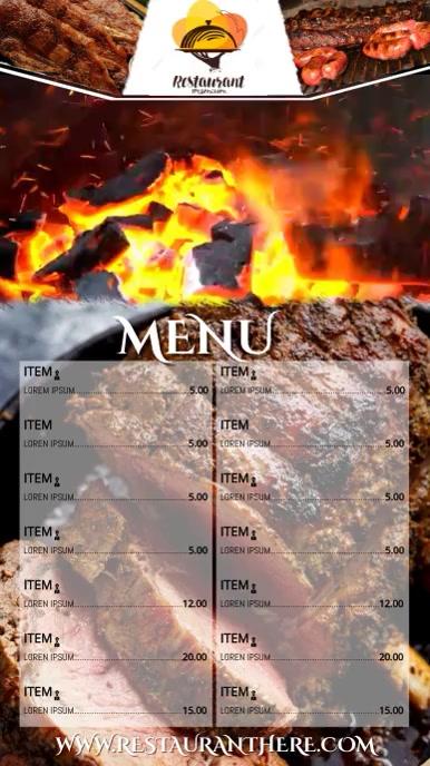 BBQ STEAKvideo1