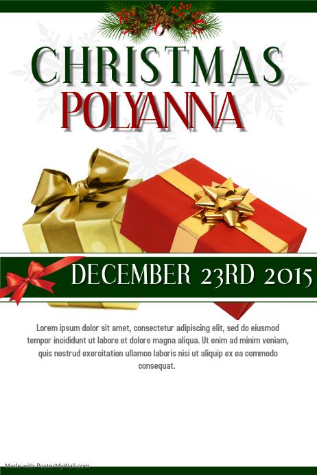 pollyannachristmas - Christmas Pollyanna