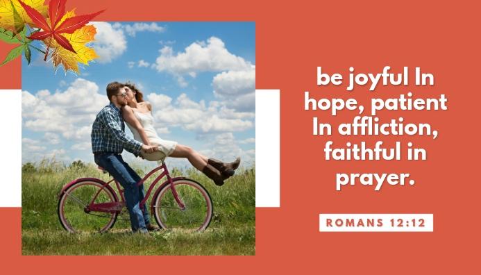 Be Joyful Blog Header template