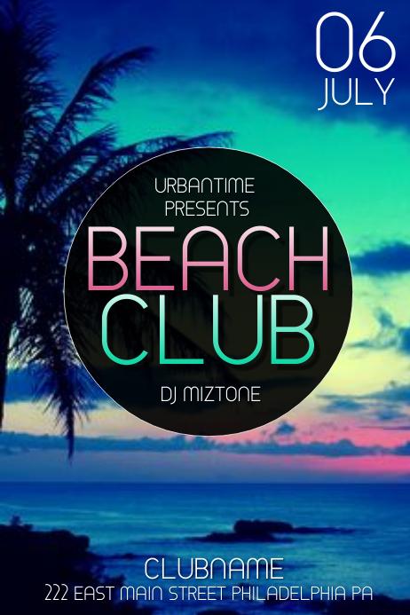 copy of beach club