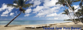 Beach Facebook Cover Photo