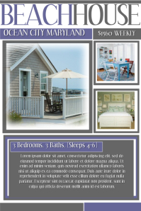 house rental flyer template
