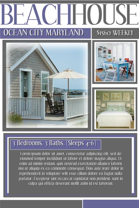Beach House Rental