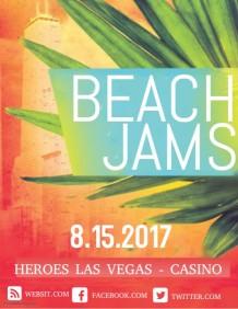 Beach Jams