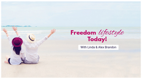 Beach Lifestyle Blog YouTube Banner