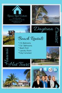 Beach Rental Template
