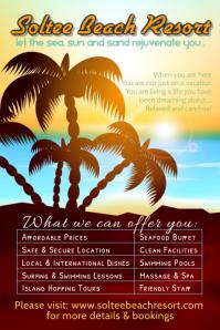 Beach Resort Template