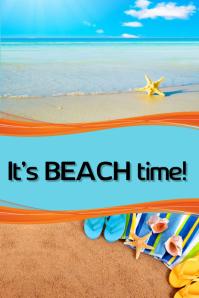Beach time