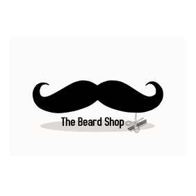 beard logo template postermywall beard logo template postermywall