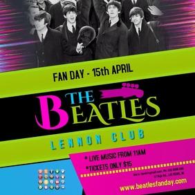 beatles fan day video