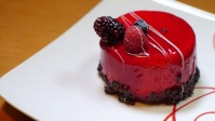 beautiful berry cake for birthday video Gambar Mini YouTube template