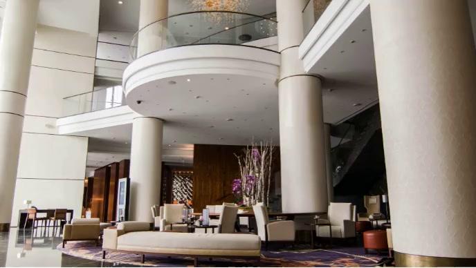 Beautiful luxury hotel video template
