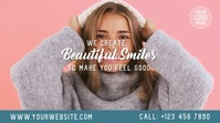 Beautiful Smile Dental Clinic Digital Display (16:9) template