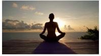 Beautiful Yoga poses Foto Sampul Saluran YouTube template