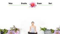 Beauty & Wellness Blog Header template