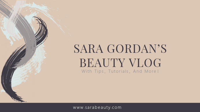 Beauty & Health Youtube Channel Art Template