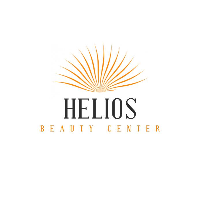 beauty center creative spa logo sun icon suns Logotipo template