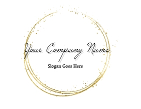 Beauty Company Logo Design Template