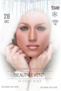 Beauty Event Template