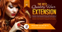 Beauty Facebook Group Cover Photo template