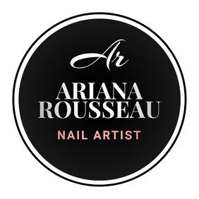 Beauty Fashion Nail Artist Instagram Logo