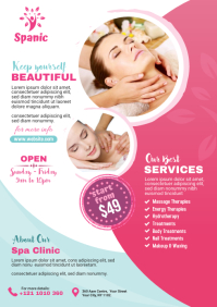 Beauty Flyer Template