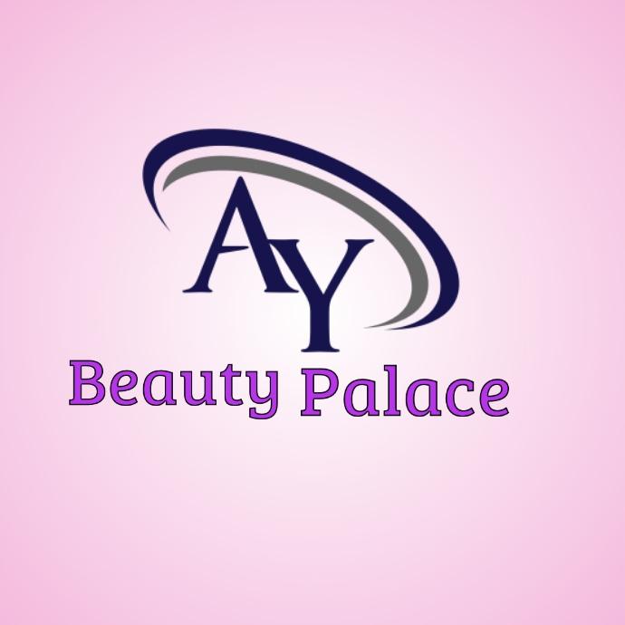 Beauty Palace โลโก้ template