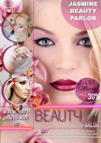 Beauty Salon Flyer Free Customize